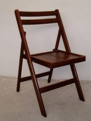 Трапезен стол Сгъваем