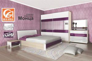 Спален комплект Монца