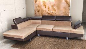 Мека мебел Джули